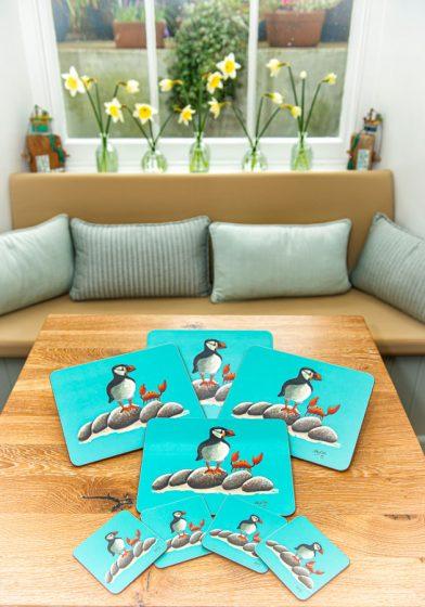 gulls-placemats