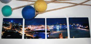 the parnoamic ceramic coasters st ives harbour
